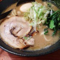 【佐久市】麺匠 文蔵(味玉らぁめん)