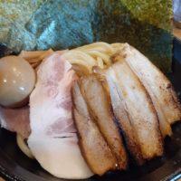 【佐久市】つけ麺専門店 刈根屋付五郎 つけ麺 全部のせ 大