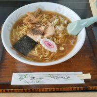 【佐久市】鈴本食堂(ラーメン大盛り)