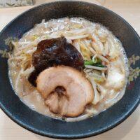 【佐久市】麺匠 文蔵 総本店(豚野菜タンメン)