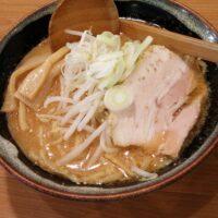 【松本市】麺屋 一樹(北海道味噌ら~めん)