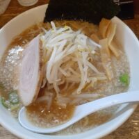 【佐久市】麺や 天鳳(シャキシャキもやしら~めん)