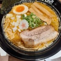【松本市】おおぼし 松本桐店 煮干しカレー麺